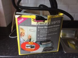 Steam wallpaper stripper