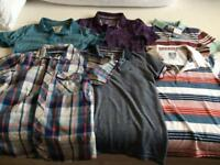 Job lot/bundle of boys clothes - approx age 7-9 years - only £5 for the lot!