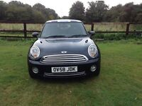 Lovely little mini one 1.4 low mileage , very good condition , two lady owners
