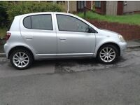 Toyota Yaris(looking for a quick sale)