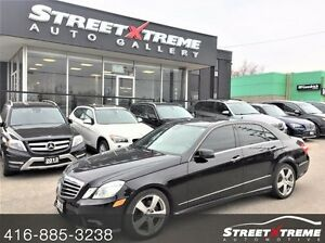 2011 Mercedes-Benz E350 NAVI, PANO ROOF, KEYLESS, PARKING ASSIST