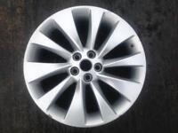 Vauxhall Astra GTC Single 18Inch 5 Stud Alloy.