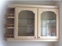 Very good condition kitchen units