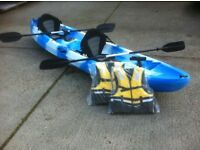 Cambridge Kayak double sea river kayak