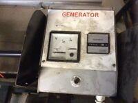 Clarke power petrol generator