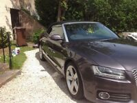 Superb Audi A5 convertible for sale beautiful driving car perfect for the coming summer