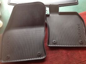 For Sale Skoda Karoq floor mats , and dual sided boot mat