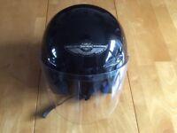 Harley Davidson Centenary (1903/2003) open faced helmet