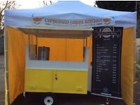 Catering trailers x2 £600 each