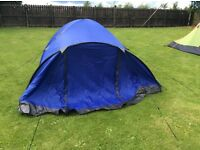 Blue bell type 3 man tent