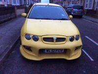 MG ZR one off