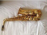 Elkhart series 2 alto saxophone