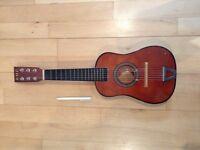Beginners 6 string ukulele