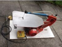 Hegner Scroll Saw, used but good condition