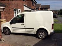Ford transit connect via 1.7 2004
