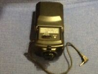 Sony HVL F1000 - Hot-shoe clip-on flash - 28 (m) new unused condition