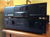 Pioneer A400 amplifier