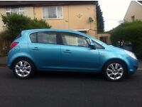 BARGAIN!!! 2010 VAUXHALL CORSA 1.2 SE 5D, VERY CLEAN, LOW MILLAGE!