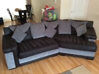 Sofa, Armchair and Foot Rest