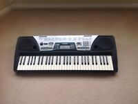 Yamaha PSR-175 Keyboard & accessories
