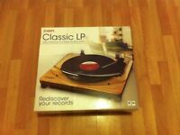 ION USB VINYL TURNTABLE [NEW IN BOX]