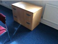 Suspension filing cabinet