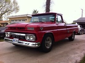 Cool 66 GMC truck in great condition, V8 too much to list call for more info, has mot and tax exempt