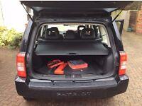 Jeep Patriot Automatic 2.4 Petrol, Black