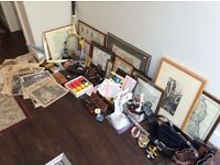 Massive collection of antiques / car boot sale lot!!!