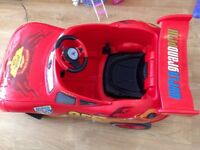 Lightening McQueen Ride on Car