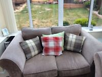 Pair of next sofas