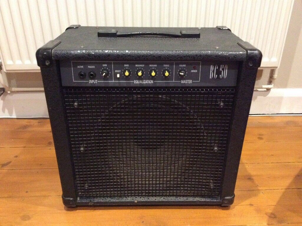 laney bc50 bass guitar amp in portslade east sussex gumtree. Black Bedroom Furniture Sets. Home Design Ideas