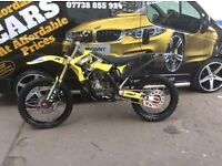 Rm 250 2008 stunning bike fresh rebuild loads of extras mint