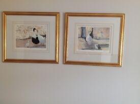 Madge Bright Duck prints