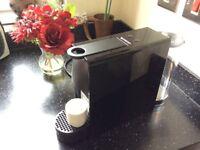 Nespresso Essenza mini coffee machine. Black by Krups. New.
