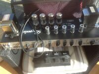 Bugera 6260, 120 watt all tube amp