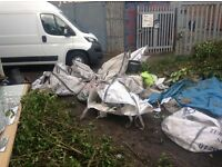 RAPID WASTE REMOVAL CHEAPER THAN A SKIP CALL FOR A FREE NO OBLIGATION QOUTE ON 07340654470 ANDY.