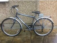 CLAUD BUTLER MANS HYBRID BIKE FOR SALE-EXCELLENT CONDITION-FREE DELIVERY