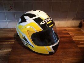 OGK Aeroblade Motorcycle Helmet