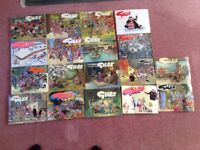 18 Giles Cartoon Books
