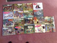 18 Giles Cartoon Books