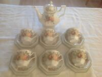 """Fine English tableware """" fresh fruits"""" by Johnson brothers lovely condition"""