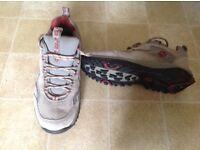 Jack Wolfskin Ladies Walking Shoes