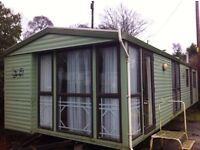 Atlas Villa Roma FREE DELIVERY 35x12 2 bedrooms double glazed pitched roof offsite static caravan