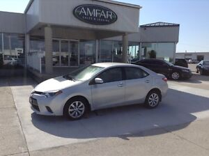 2015 Toyota Corolla  $ 65 A WEEK / QUICK & EASY FINANCING !