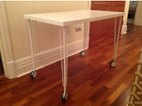 White Tables / Desks, very good condition