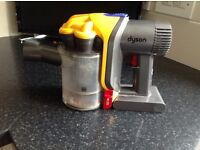 Dyson DC30 & charger- needs a new battery
