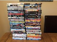 Large bundle of DVD's some NEW