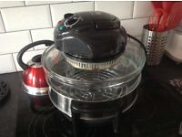 As new halogen oven