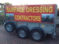 Ifor Williams trailer gd85